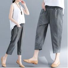 (F8592) 長褲 (大碼款)