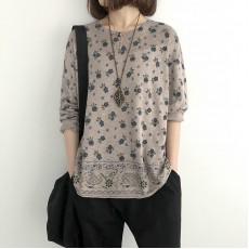 (NA2234) 簡約針織上衣