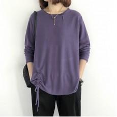 (NA2250) 簡約針織上衣