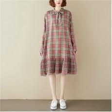 (F8515) 連身裙 (大碼款)