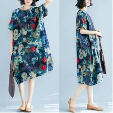 (F8520) 連身裙 (大碼款)