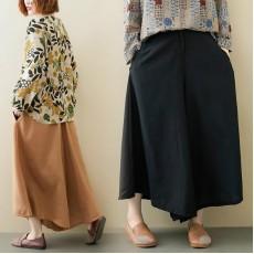 (F8525) 裙褲 (大碼款)