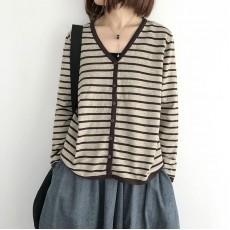 (NA2224) 簡約針織外套
