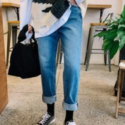 韓國直送dossau 牛仔褲0115