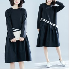 (F8412) 連身裙 (大碼款)