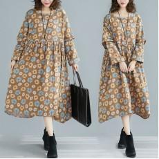(F8414) 連身裙 (大碼款)