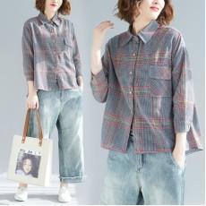 (F8425) 恤衫 (大碼款)