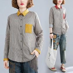 (F8441) 恤衫 (大碼款)