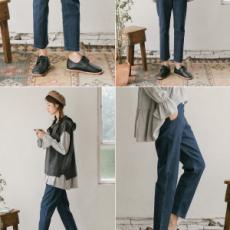 韓國直送goroke 褲子0117