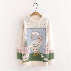 日系(WA9601)  針織上衣