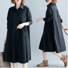 (F8389) 連身裙 (大碼款)