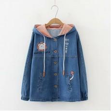 日系(WA9555) 牛仔外套
