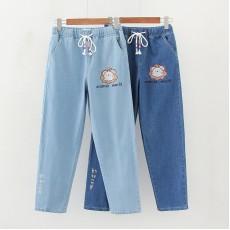 日系(WA9570) 牛仔褲