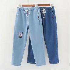 日系(WA9585) 牛仔褲