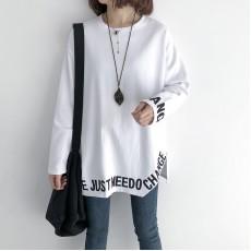 (NA2181) 簡約棉質上衣