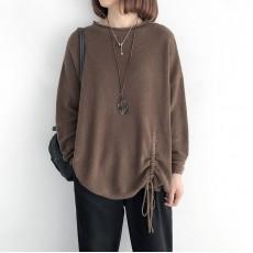 (NA2182) 簡約針織上衣