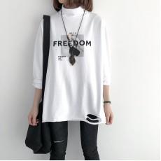 (NA2183) 簡約棉質上衣