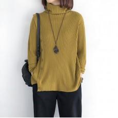 (NA2187) 簡約針織上衣