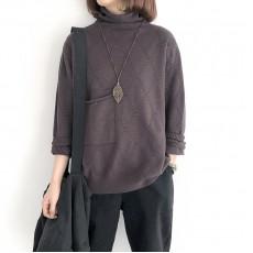 (NA2195) 簡約針織上衣
