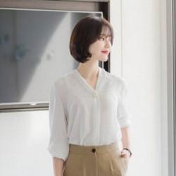 韓國直送attrangs 恤衫上衣1205