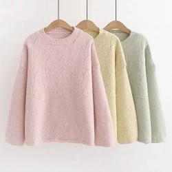 日系(WA9339) 針織上衣