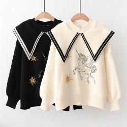 日系(WA9347) 針織上衣