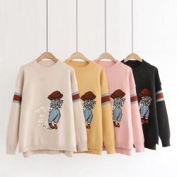 日系(WA9349) 針織上衣