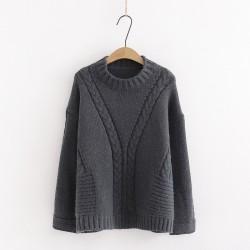 日系(WA9352) 針織上衣