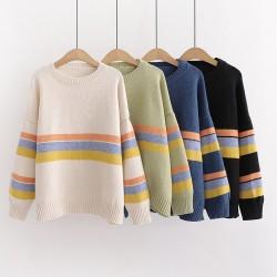 日系(WA9359) 針織上衣