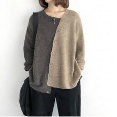 (NA2130) 簡約針織上衣