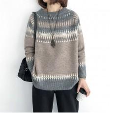 (NA2133) 簡約針織上衣