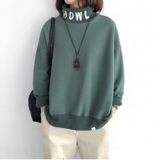 (NA2143) 簡約棉質上衣