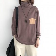 (NA2147) 簡約棉質上衣