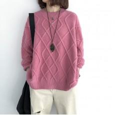 (NA2154) 簡約針織上衣