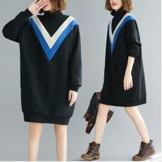 (F7813) 連身裙 (大碼款)