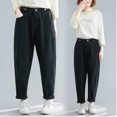 (F7815) 牛仔褲 (大碼款)