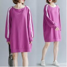 (F7764) 連身裙 (大碼款)