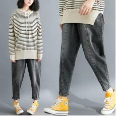 (F7797) 牛仔褲 (大碼款)
