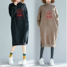 (F7805) 連身裙 (大碼款)