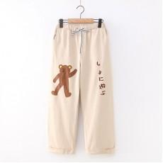 日系(WA9153) 長褲