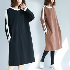 (F7713) 連身裙 (大碼款)