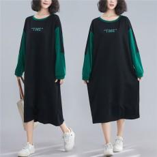 (F7721) 連身裙 (大碼款)