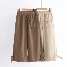 日系(WA9085) 闊腿褲