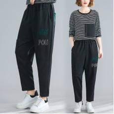 (F7635) 長褲 (大碼款)