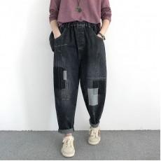 (NA1975) 簡約牛仔褲