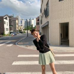 韓國直送CherryKOKO 裙褲0820