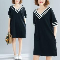 (F7148) 連身裙 (大碼款)