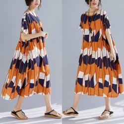(F7150) 連身裙 (大碼款)
