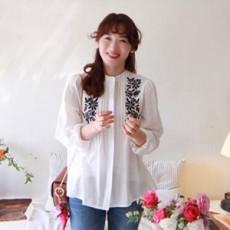 韓國直送leelin 恤衫上衣0321