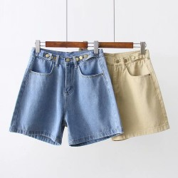 日系(WA8292) 牛仔短褲